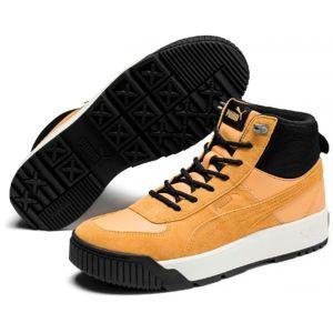 Puma TARRENZ SB hnedá 8 - Pánska voľnočasová obuv
