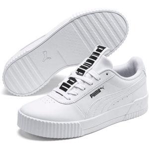 Puma CARINA BOLD biela 6 - Dámska obuv na voľný čas