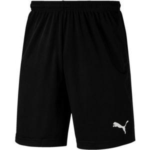 Puma LIGA TRAINING SHORTS CORE čierna M - Pánske šortky