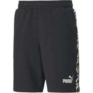 Puma AMPLIFIED SHORT 9 TR čierna S - Pánske šortky
