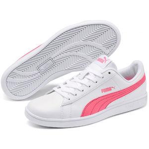 Puma BASELINE ružová 5 - Dámska voľnočasová obuv