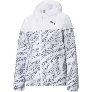 Puma ESSENTIALS AOP WINDBREAKER  XL - Dámska bunda
