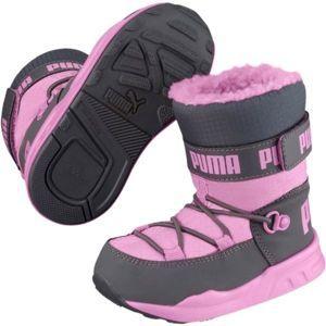 Puma KIDS TRINOMIC BOOT PS - Detská zimná obuv