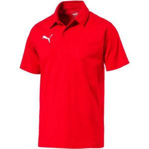 Puma LIGA CASUALS POLO  XL - Pánske tričko