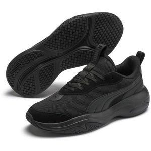 Puma VAL čierna 8.5 - Pánska voľnočasová obuv