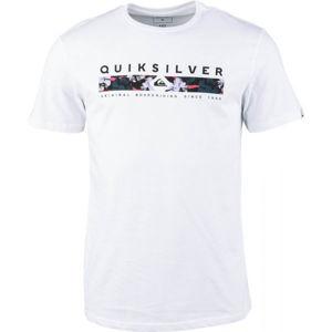 Quiksilver JUNGLE JIM SS  L - Pánske tričko