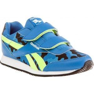 Reebok ROYAL CLJOG 2 GR 2V - Detská voľnočasová obuv
