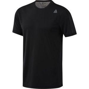 Reebok WORKOUT READY TECH TOP GRAPHIC - Športové  tričko