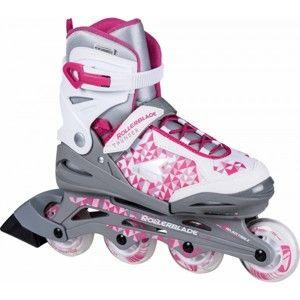 Rollerblade THUNDER G  21-24 - Dievčenské kolieskové korčule