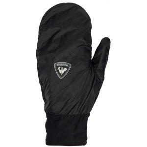 Rossignol RO-XC ALPHA-I TIP čierna L - Lyžiarske rukavice 2 v 1