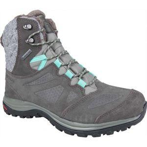 Salomon ELLIPSE WINTER GTX šedá 6 - Dámska zimná obuv