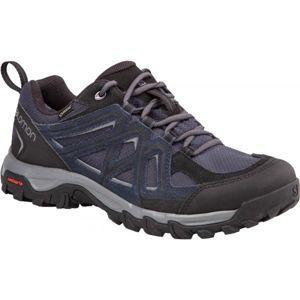 Salomon EVASION 2 GTX tmavo šedá 10 - Pánska hikingová  obuv