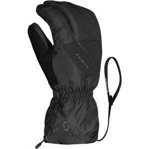 Scott ULTIMATE GTX čierna XL - Pánske lyžiarske rukavice
