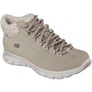 Skechers SYNERGY - WINTER NIGHTS - Dámske zimné topánky