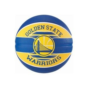 Spalding NBA TEAM BALL GOLDEN STATE WARRIORS  7 - Basketbalová lopta