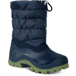 Spirale COLORADO tmavo modrá 31 - Detská zimná obuv