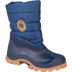 Spirale COLORADO čierna 32 - Detská zimná obuv