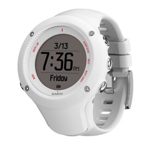 Suunto AMBIT3 Run HR biela  - Sporttester s GPS