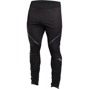 Swix DELDA čierna XL - Pánske softshellové nohavice