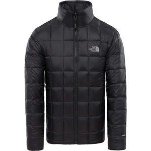 The North Face KABRU DOWN JACKET M čierna M - Pánska zateplená bunda