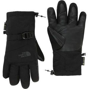 The North Face MONTANA ETIP GTX GLOVE čierna L - Pánske lyžiarske rukavice