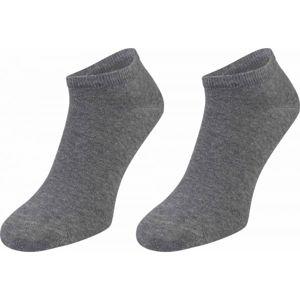 Tommy Hilfiger MEN SNEAKER 2P čierna 43 - 46 - Pánske ponožky