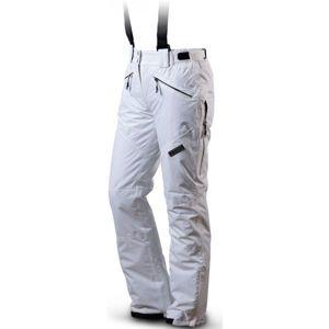 TRIMM PANTHER LADY biela XL - Dámske lyžiarske nohavice