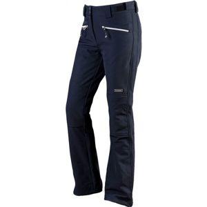 TRIMM VASANA čierna XL - Dámske softshellové lyžiarske nohavice