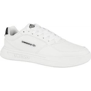 Umbro GRECO SP biela 11 - Pánska voľnočasová obuv