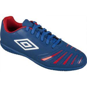 Umbro UX ACCURO III LEAGUE IC modrá 10 - Pánska halová obuv