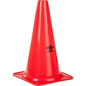Umbro COLOURED CONES - 30cm červená  - Kužeľ
