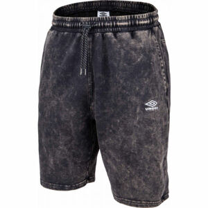 Umbro WASHED KNEE LENGTH SHORT  M - Pánske kraťasy