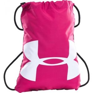 Under Armour OZSEE SACKPACK ružová NS - Gymsack
