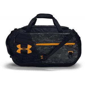 Under Armour UNDENIABLE DUFFEL 4.0 MD čierna UNI - Športová taška
