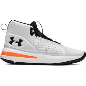 Under Armour TORCH biela 12.5 - Pánska basketbalová obuv