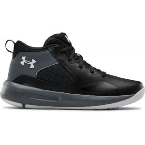 Under Armour GS LOCKDOWN 5  5 - Detská basketbalová obuv -Under Armour