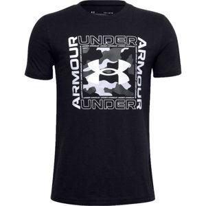 Under Armour LIVE RIVAL INSPIRED SS  M - Chlapčenské tričko
