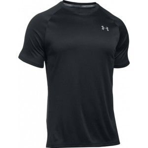 Under Armour SPEED STRIDE SHORT SLEEVE fialová XL - Dámske tričko