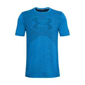 Under Armour SEAMLESS LOGO SS  XL - Pánske tričko