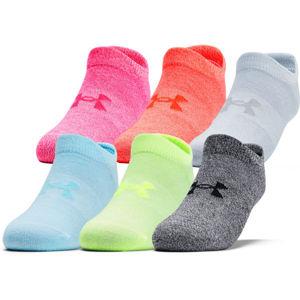Under Armour WOMENS ESSENTIAL NS ružová M - Dámske ponožky