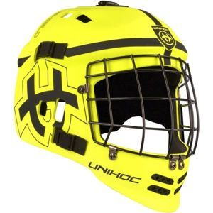 Unihoc MASK SHIELD  NS - Juniorská florbalová maska