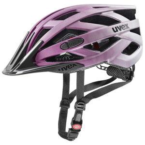 Uvex HELMA I-VO CC fialová (55 - 60) - Cyklistická prilba