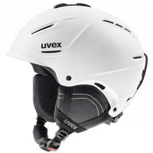 Uvex P1US 2.0 biela (55 - 59) - Lyžiarska helma