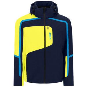 Vist ALVISE modrá XL - Pánska lyžiarska bunda