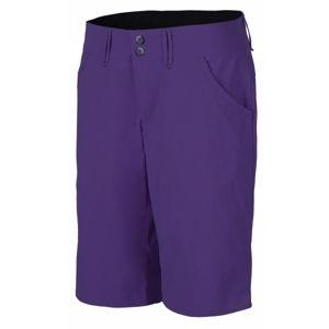 Willard CHRIS fialová 36 - Dámske šortky