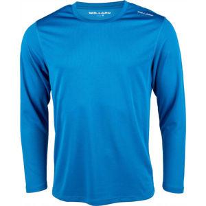 Willard GERT modrá S - Pánske tričko