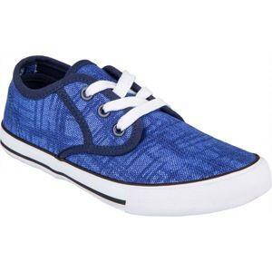 Willard RAITO tmavo modrá 35 - Detská voľnočasová obuv