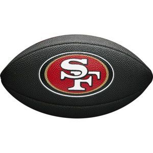 Wilson MINI NFL TEAM SOFT TOUCH FB BL SF - Mini lopta na americký futbal