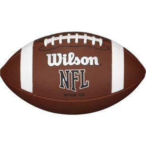 Wilson NFL OFF FBALL BULK XB - Lopta na americký futbal