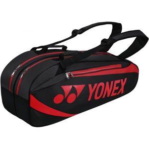 Yonex 6R BAG 8926 červená NS - Univerzálna taška na rakety